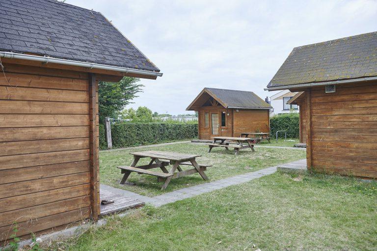 Hiker's hut - De Lombarde