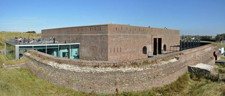 Fort Napoléon - De Lombarde