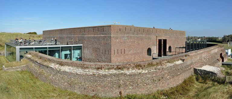 Fort Napoleon - De Lombarde