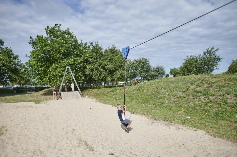 Spielplatz - De Lombarde