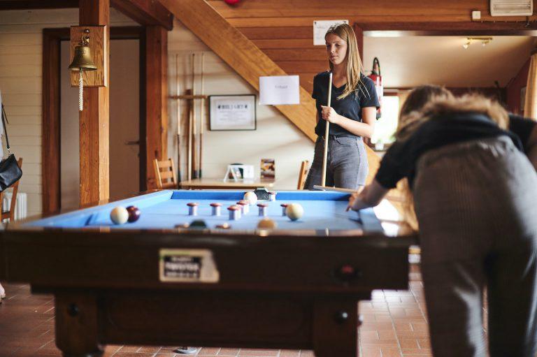 Billiards - De Lombarde