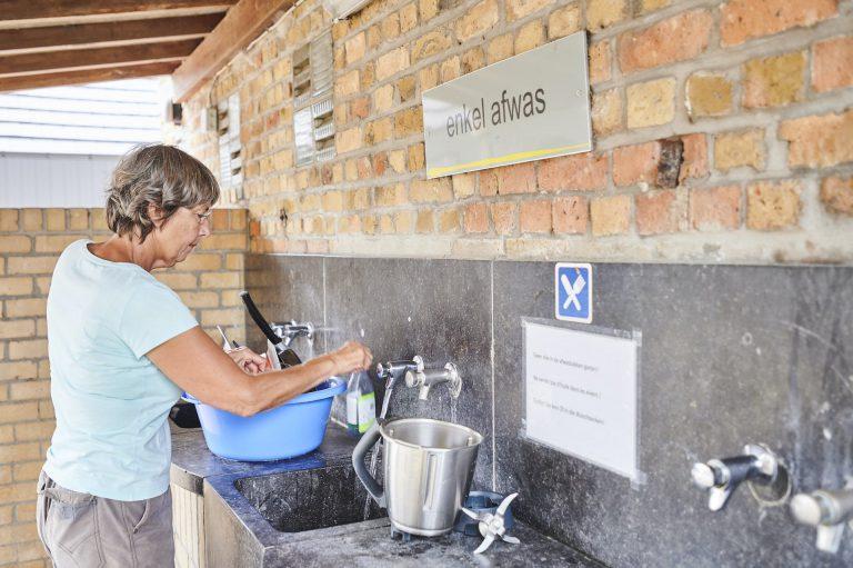 Sanitary facilities - De Lombarde