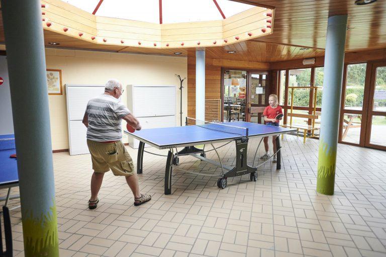 Tischtennis - De Lombarde
